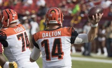 2018 NFL DFS Week 4 Picks