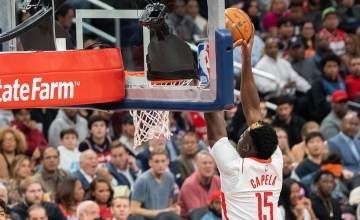 Rockets Trade Clint Capela to Hawks in Four-Team Deal
