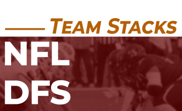 2020 NFL DFS Week 17 Team Stacks