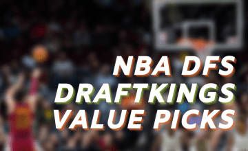 NBA DFS 1-13-21 DraftKings Value Picks