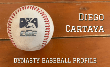 2021 Dynasty Baseball Profile Diego Cartaya