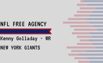 Giants Kenny Golladay