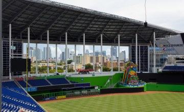 2021 Miami Marlins in the Rough