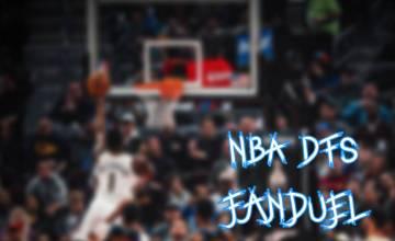 NBA DFS 10-23-21 FanDuel Picks