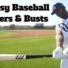 Fantasy Baseball Sleepers and Busts