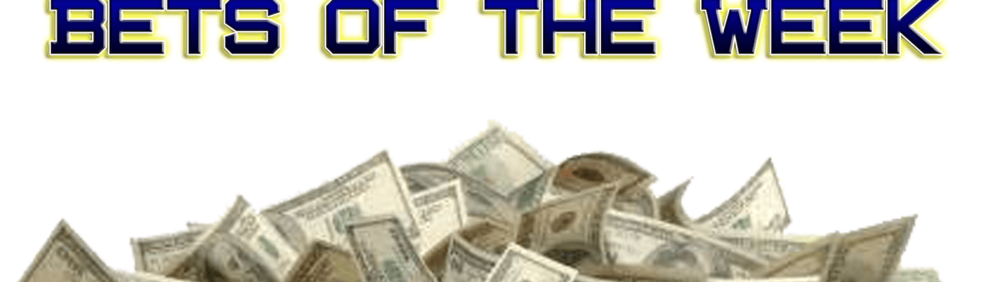 NFL Week 7 Bets: Bets of the Week