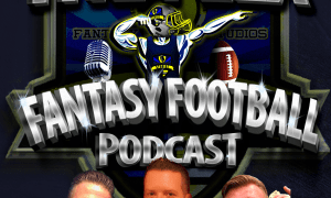 The Flex Fantasy Football Podcast - 2018 Fantasy Football Mock Draft PPR WR Rankings QB Rankings