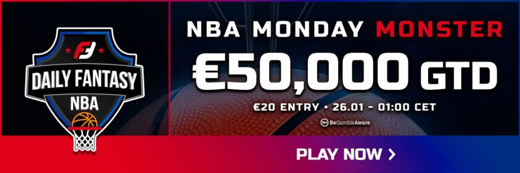 NBA 50k Monday Monster