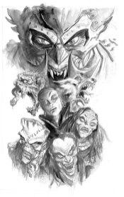 Legion of the Supernatural variant cover prelim