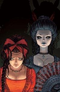 Madame Xanadu 6 cover