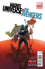 Marvel Universe Vs The Avengers 1