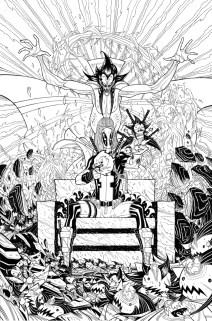 Cover for Deadpool 12