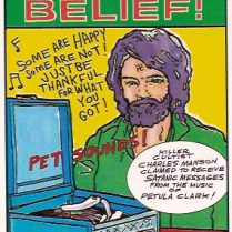 Shaky's Beyond Belief - 2000AD PROG 969