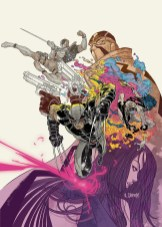 Uncanny X-Force cover