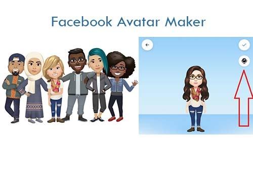 Facebook Avatar Maker