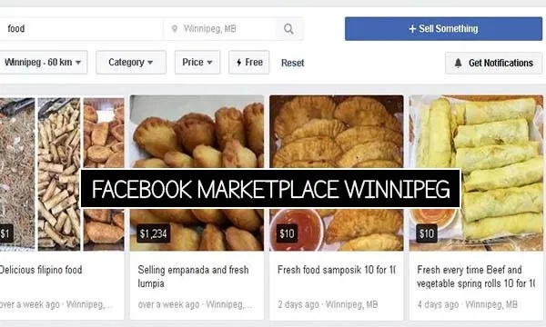 Facebook Marketplace Winnipeg