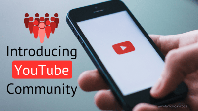 What Is YouTube Community?