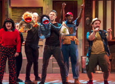 Avenue Q SA Production Review