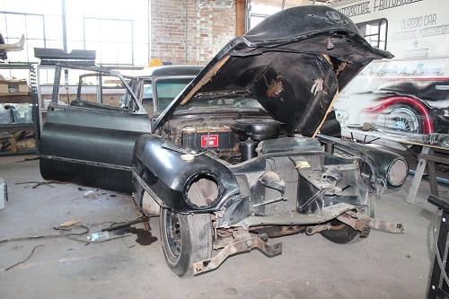 1953 Cadillac Sixty Special | FantomWorks