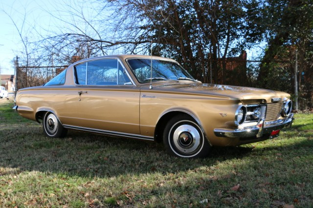 1964 Plymouth Barracuda | FantomWorks