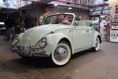 1966 Volkswagen Beetle | FantomWorks