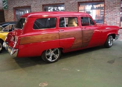 1952 Mercury Woody