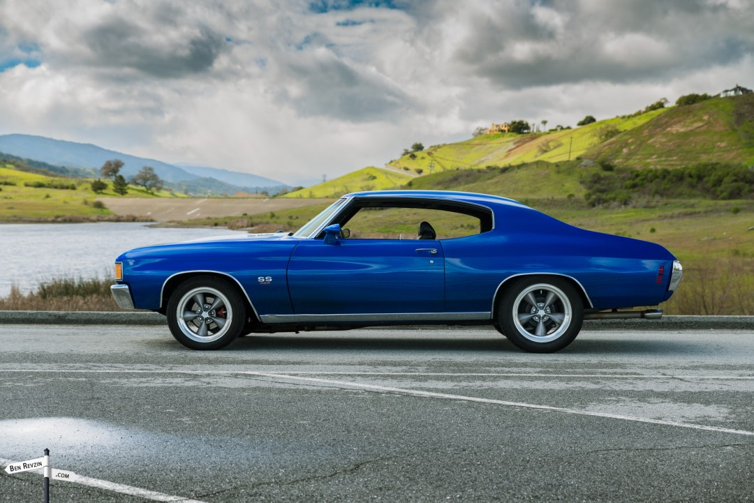 1972 Chevelle Side