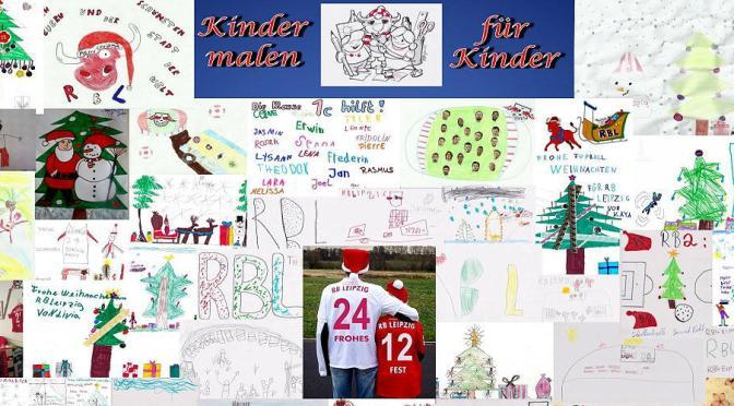"Aktion ""Kinder malen für Kinder"""