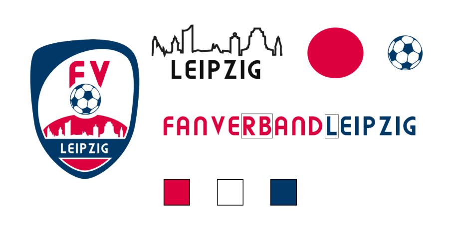 Logo in Teilen