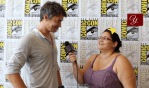 INTERVIEW: Dominion star Tom Wisdom (Michael) LIVE from San Diego ComicCon 2014! (VIDEO)