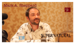 INTERVIEW: Supernatural Star Mark A. Sheppard (Crowley) talks Season 10 from San Diego Comic Con 2014