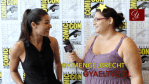 INTERVIEW: Dominion star Kim Engelbrecht (Noma) LIVE from San Diego ComicCon 2014! (VIDEO)