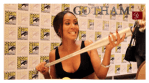 INTERVIEW: Gotham star Jada Pinkett Smith (Fish Mooney) from San Diego ComicCon 2014 (VIDEO)