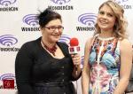 INTERVIEW: iZombie star Rose McIver (Liv) - WonderCon 2015
