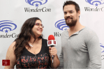 INTERVIEW: Salem's Shane West - WonderCon 2015