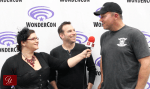 INTERVIEW: The Last Ship star Adam Baldwin & Writer Hank Steinberg - WonderCon 2015