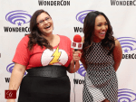 INTERVIEW: The Flash star Candice Patton (Iris) - WonderCon 2015