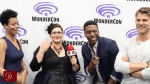 SPECIAL: Travis Van Winkle, Jocko Sims, & Christina Elmore from TNT's The Last Ship - WonderCon 2015