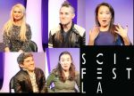 INTERVIEW: The Cast of Sci-Fest LA 2015 - David Dean Bottrell, Yuri Lowenthal, and More