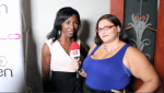 INTERVIEW: Jeryl Prescott at the iKen Watches and LOLO Bag Hollywood Launch Party