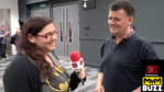 INTERVIEW: Steven Moffat - Doctor Who - EXCLUSIVE at MCM London ComicCon - October 2015
