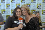 INTERVIEW: Kirsten Nelson - Psych: The Movie - San Diego ComicCon 2017