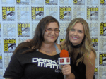 INTERVIEW: Maggie Lawson - Psych: The Movie - San Diego Comic Con 2017
