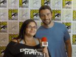 INTERVIEW: Robert Buckley talks iZombie Season 4 - San Diego Comic Con 2017