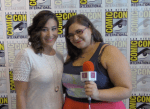INTERVIEW: Emily Andras - Wynonna Earp - San Diego Comic Con 2017