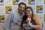 INTERVIEW: Tim Rozon - Wynonna Earp - San Diego ComicCon 2017