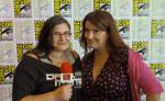 INTERVIEW: Diane Ruggiero (Executive Producer) talks iZombie Season 4 - San Diego ComicCon 2017
