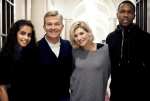 FIRST LOOK: Doctor Who - New Season & New Companions!