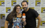 INTERVIEW: Tim Rozon talks Doc Holiday & Wynonna Earp Season 3 at San Diego Comic Con 2018