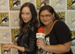 INTERVIEW: Courtney Ford - DC's Legends of Tomorrow & Supernatural - San Diego Comic Con 2018
